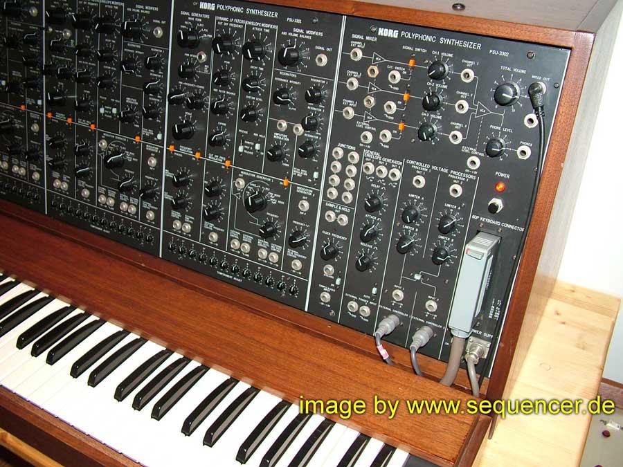Korg PS3300 synthesizer