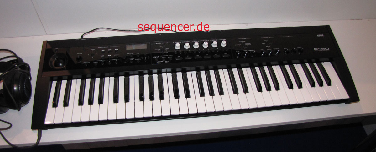 Korg PS60 synthesizer
