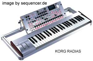 Radias Design Radias Design synthesizer