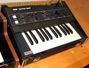Korg SyntheBass100 synthesizer