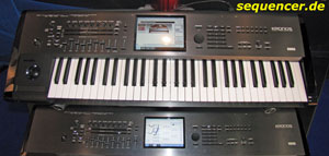 Korg Kronos synthesizer