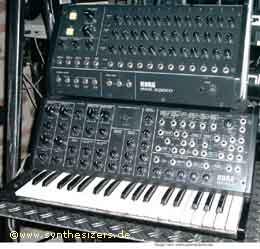 Korg ms20 Korg ms-20 synthesizer
