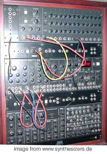 Korg MS-20 Korg ms-20 rack synthesizer