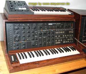 Korg PS3100 synthesizer