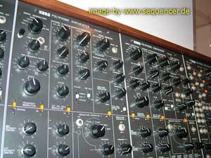 korg ps3300 panel