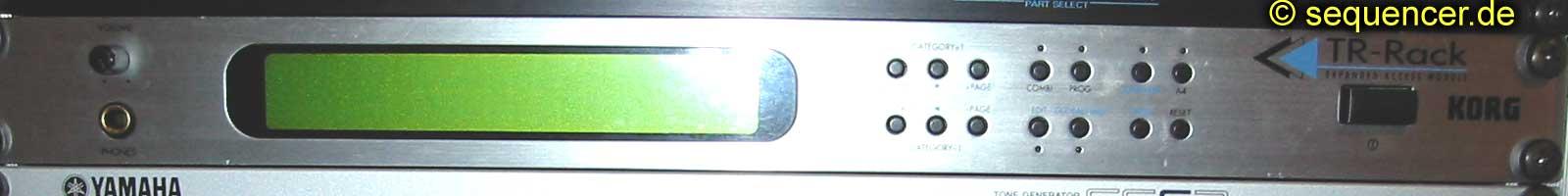 Korg TR-Rack Korg TR-Rack Module synthesizer