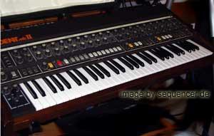 Korg Trident Korg Trident mk2 synthesizer