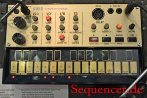 Korg VolcaKeys synthesizer