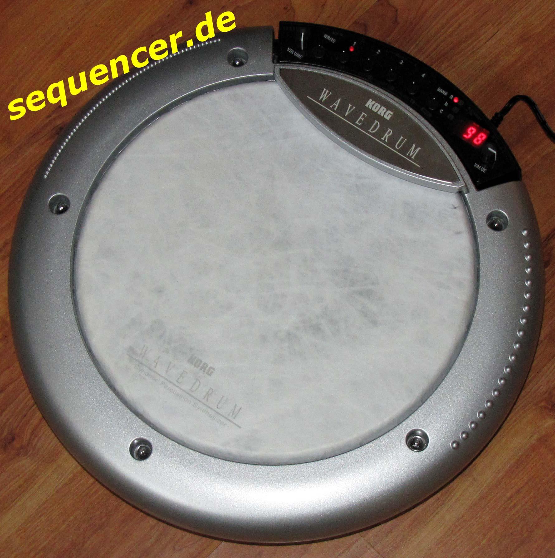 Korg Wavedrum X, Wavedrum Oriental synthesizer