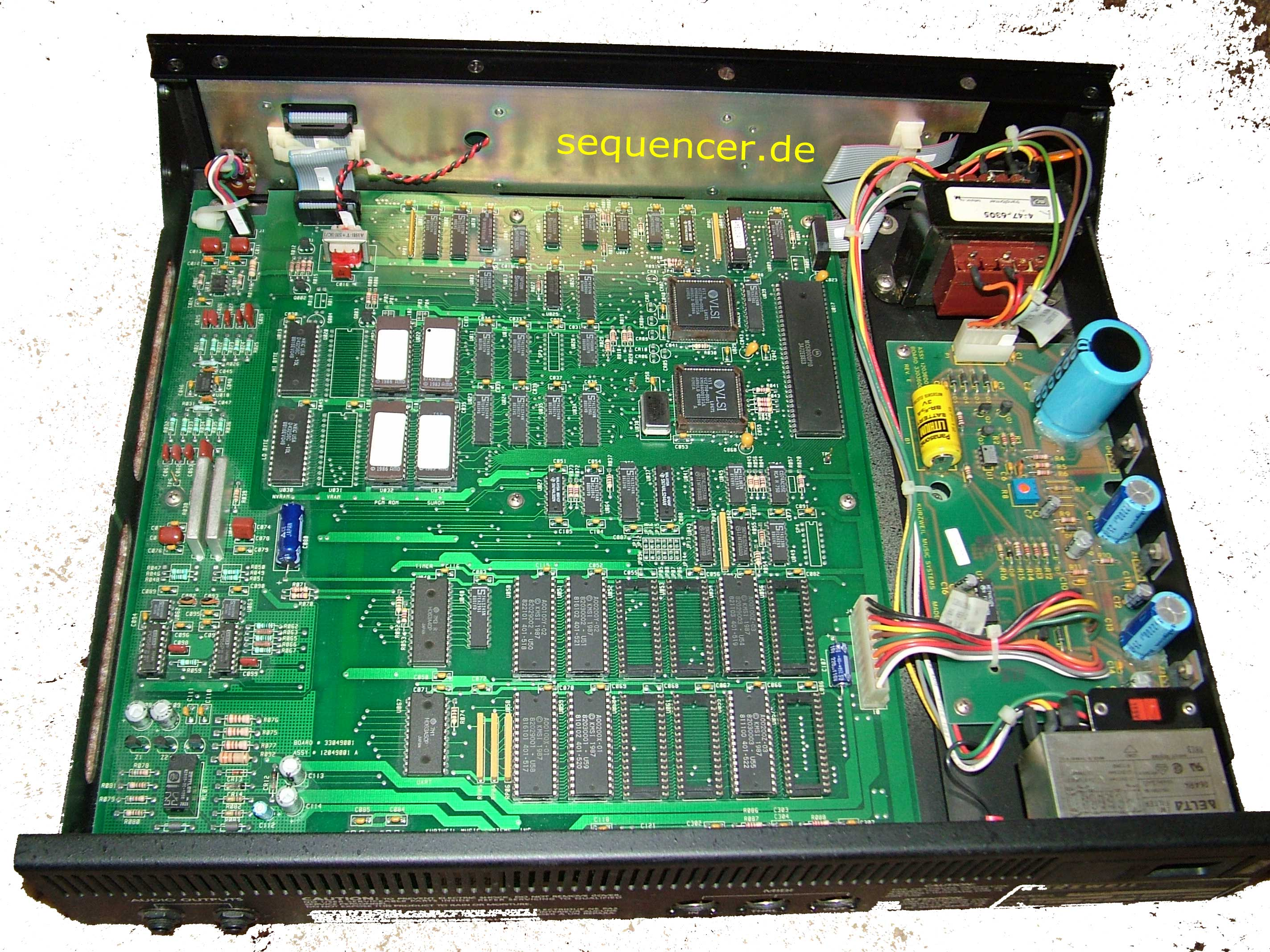 K-1000 open K-1000 offen synthesizer