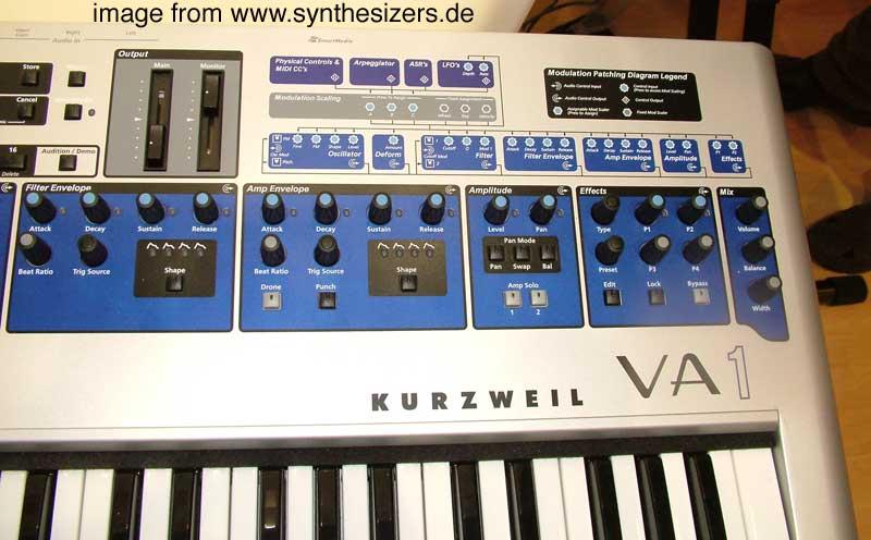 Synclavier Strings KURZWEiL Kontakt