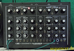 Macbeth Micromac synthesizer