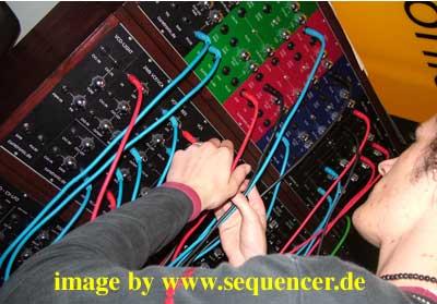 Curetronic Modular Curetronic Modular synthesizer
