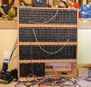 Curetronic Modular synthesizer