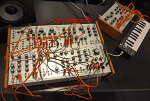 EOwave OrageMagnetique synthesizer