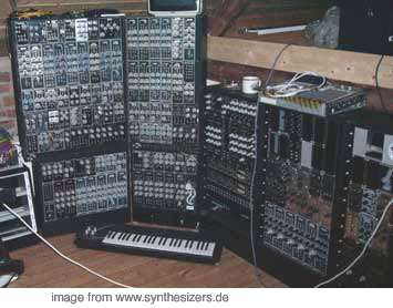 Formant Modular Synthesizer System