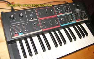 Moog ConcertmateMG1 synthesizer