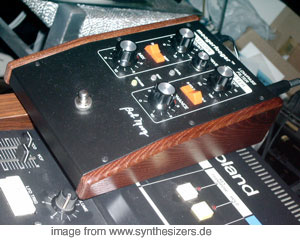 Moog Moogerfooger, MF101 synthesizer