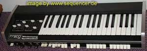 Moog Minitmoog synthesizer