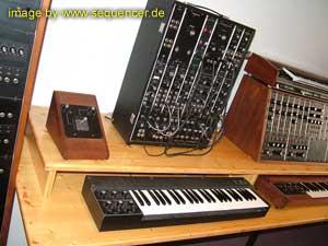 Moog System 10 Modular Moog Modular System10 synthesizer