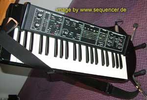 Moog Liberation synthesizer