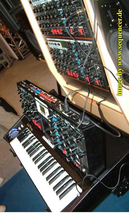 moog voyager RME rack mount engine synthesizer