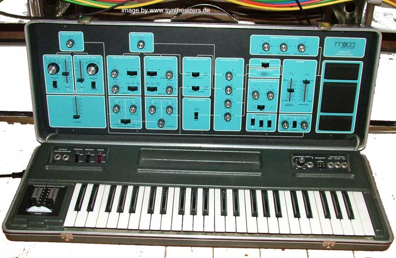 Moog Sonic VI, Sonic Six , Sonic 6 synthesizer