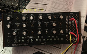 Moog Mother32 synthesizer