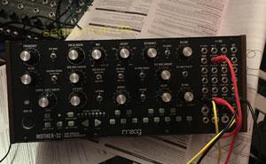 Moog Mother32 synthesizer