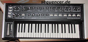 Multimoog Multimoog synthesizer