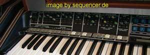 polymoog synthesizer VCOs