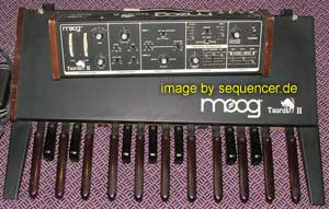 Moog Taurus2 synthesizer