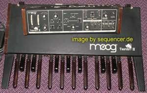 Moog Taurus2 synthesizer