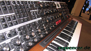 Voyager XL Voyager XL synthesizer