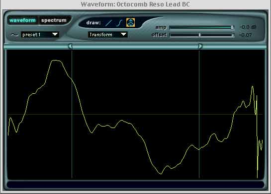 absynth 2 waveform