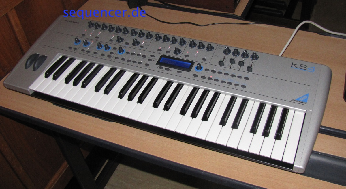 Novation KS4/KS5/KSR