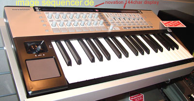 novation remote keyboard