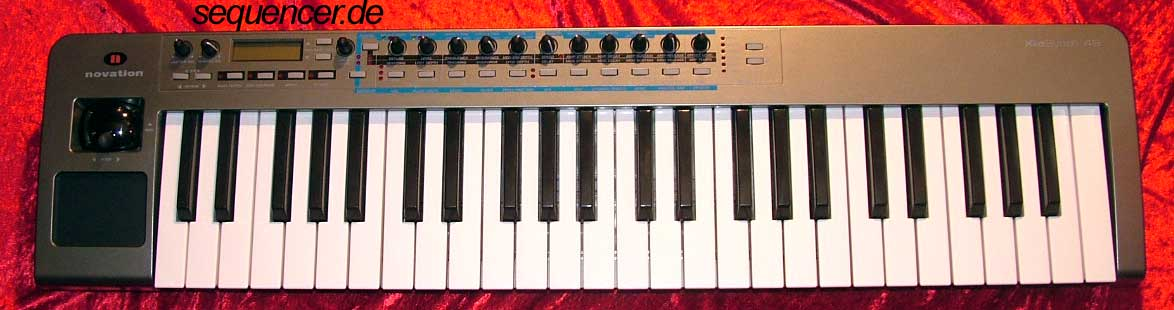 Novation Xiosynth 25, Xiosynth 49 synthesizer