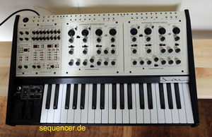 Tom Oberheim TVS, Pro synthesizer