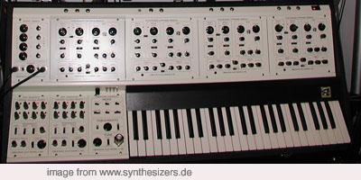Oberheim EightVoice, 8Voice synthesizer