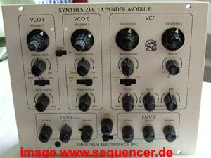 Oberheim SEM, SynthesizerExpanderModule synthesizer