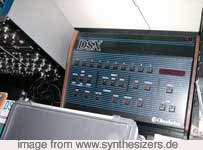 DSX Oberheim Sequencer System