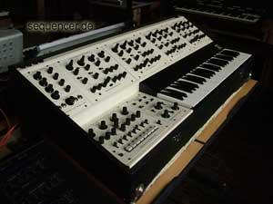Oberheim FourVoice, 4Voice synthesizer