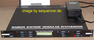 Marion MSR2 synthesizer