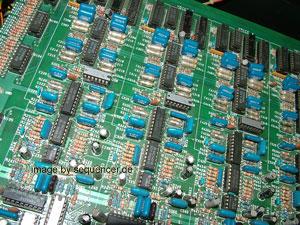 oberheim matrix 12 inside