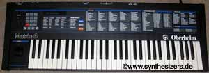 Oberheim Matrix6 synthesizer