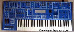 Oberheim OB12 viscount