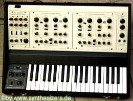 Oberheim TwoVoice, TVS1, 2Voice synthesizer