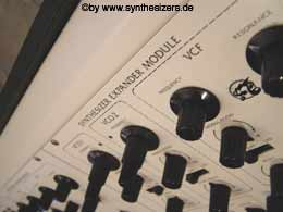 OB SEM module synthesizer expander module