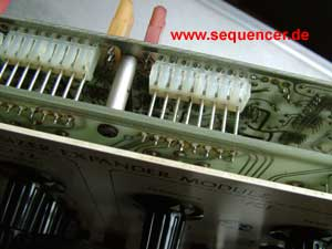 oberheim synthesizer SEM module